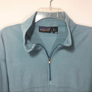 Patagonia Blue Fleece Sweater 🦋